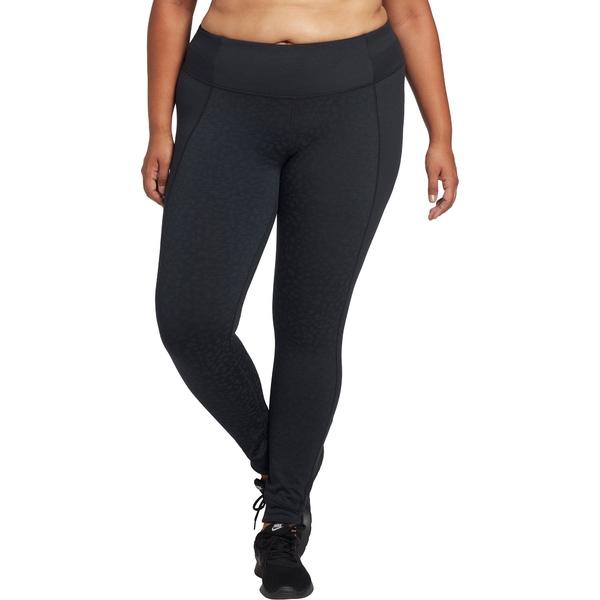 カリア レディース カジュアルパンツ ボトムス CALIA by Carrie Underwood Women's Plus Size Warm Leggings Caviar