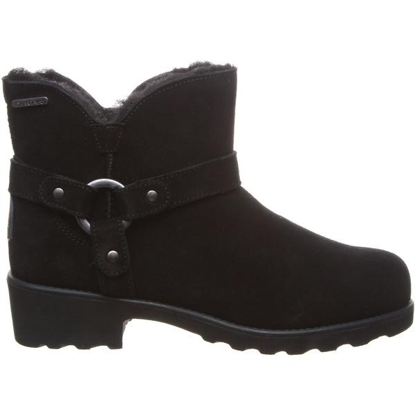 ベアパウ レディース スニーカー シューズ BEARPAW Women's Anna Winter Boots Black