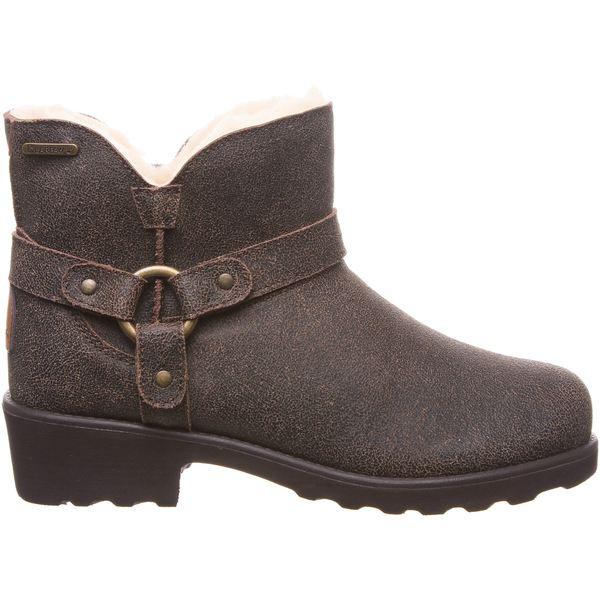 ベアパウ レディース スニーカー シューズ BEARPAW Women's Anna Winter Boots Chestnut