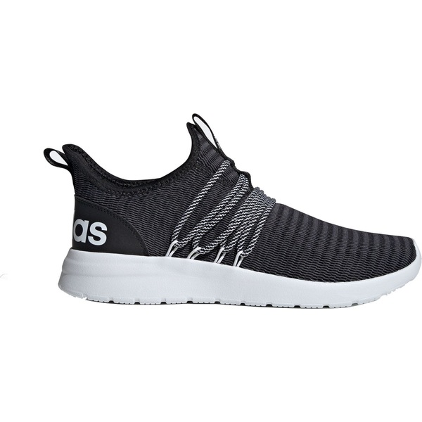 アディダス メンズ スニーカー シューズ adidas Men's Lite Racer Adapt Shoes Black/White