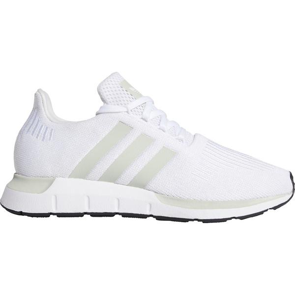 アディダス レディース スニーカー シューズ adidas Originals Women's Swift Run Shoes White/Green
