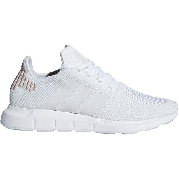 アディダス レディース スニーカー シューズ adidas Originals Women's Swift Run Shoes White/Tan
