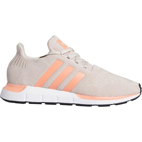 アディダス レディース スニーカー シューズ adidas Originals Women's Swift Run Shoes Pink/Coral/White