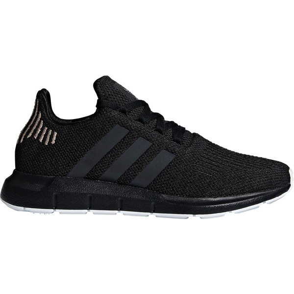 アディダス レディース スニーカー シューズ adidas Originals Women's Swift Run Shoes CoreBlack/Wht/CoreBlk