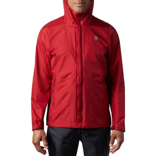 <title>Mountain Hardwear メンズ アウター ジャケット サービス ブルゾン DarkBrick 全商品無料サイズ交換 マウンテンハードウェア Men's Acadia Jacket</title>