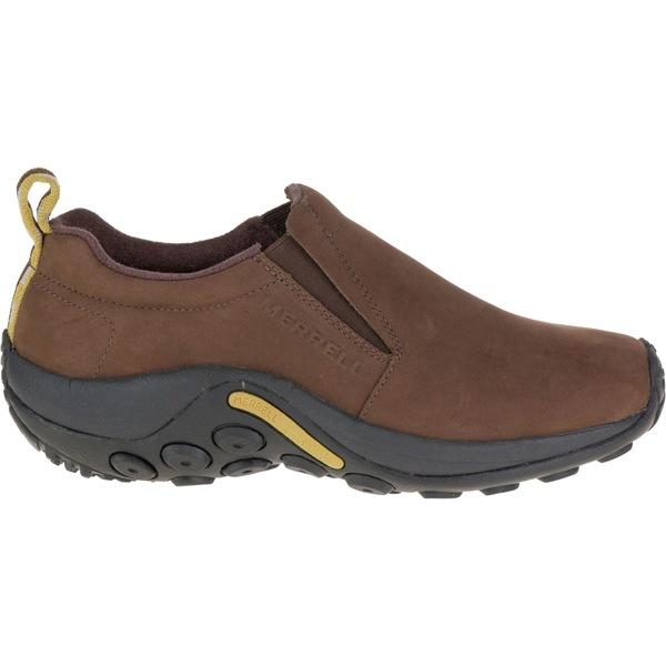 メレル レディース スニーカー シューズ Merrell Women's Jungle Moc Nubuck Casual Shoes Bracken
