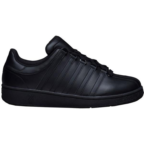 ケースイス メンズ スニーカー シューズ K-Swiss Men's Classic VN Shoes Black/Black