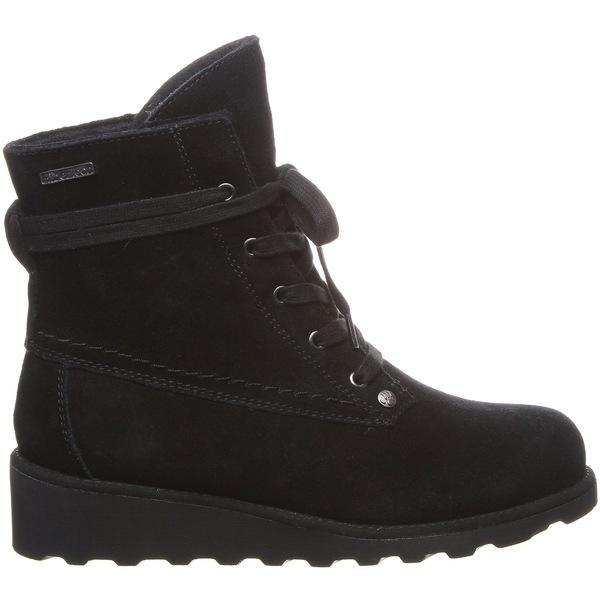 ベアパウ レディース ブーツ&レインブーツ シューズ BEARPAW Women's Harmony 200g Winter Boots Black