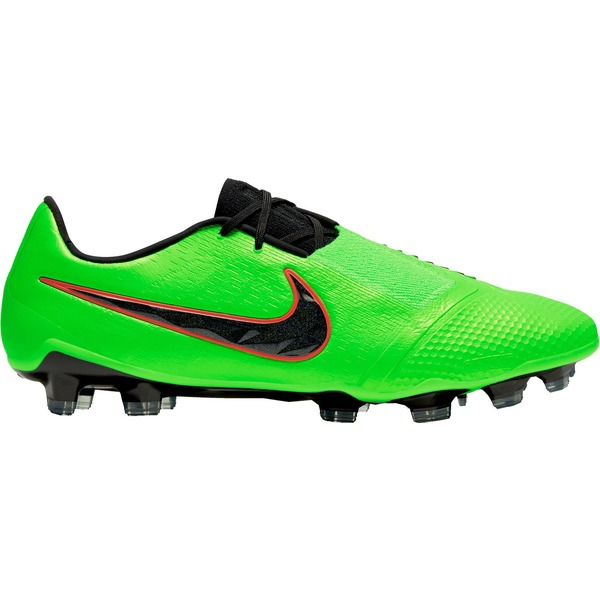 ナイキ メンズ サッカー スポーツ Nike Phantom Venom Elite FG Soccer Cleats Green/Red