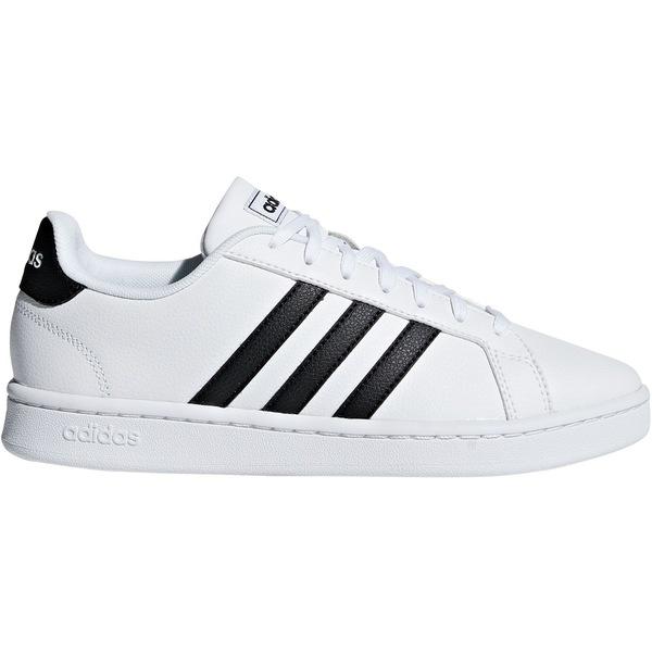 アディダス レディース スニーカー シューズ adidas Women's Grand Court Shoes White/Black