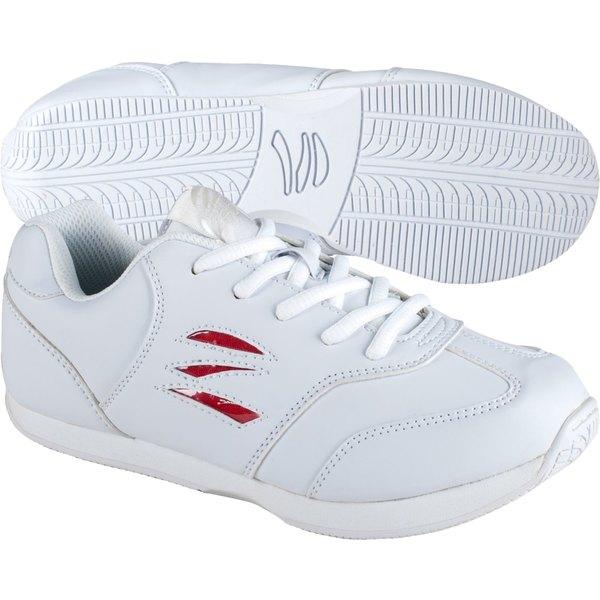 ゼフス レディース スニーカー シューズ zephz Women's Butterfly 2.0 Cheerleading Shoes White