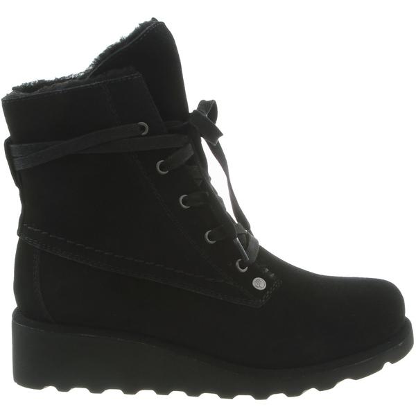 ベアパウ レディース ブーツ&レインブーツ シューズ BEARPAW Women's Krista Winter Boots Black