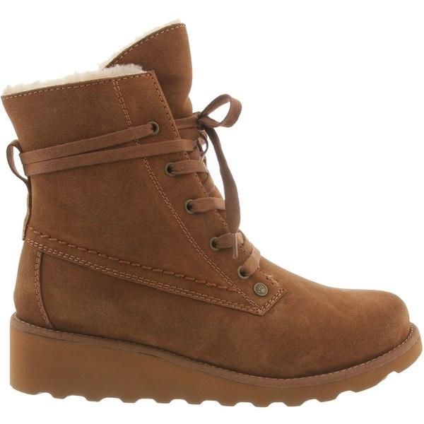 ベアパウ レディース ブーツ&レインブーツ シューズ BEARPAW Women's Krista Winter Boots Hickory