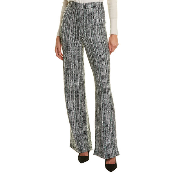 St. - カジュアルパンツ Pant セントジョン Ribbon レディース ボトムス John Textured Wool-Blend