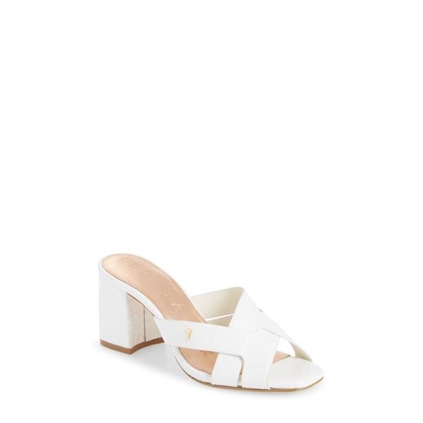 テッドベーカー レディース サンダル シューズ Tabeai Sandal White Leather