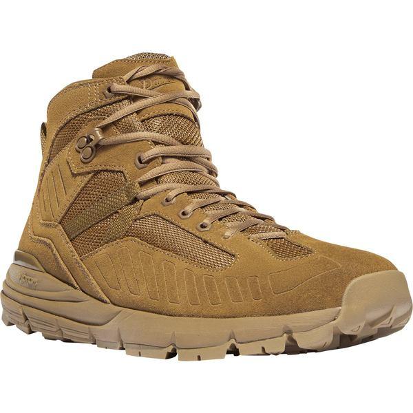 ダナー メンズ ブーツ&レインブーツ シューズ Danner Men's Fullbore 4.5'' Waterproof Tactical Boots Coyote