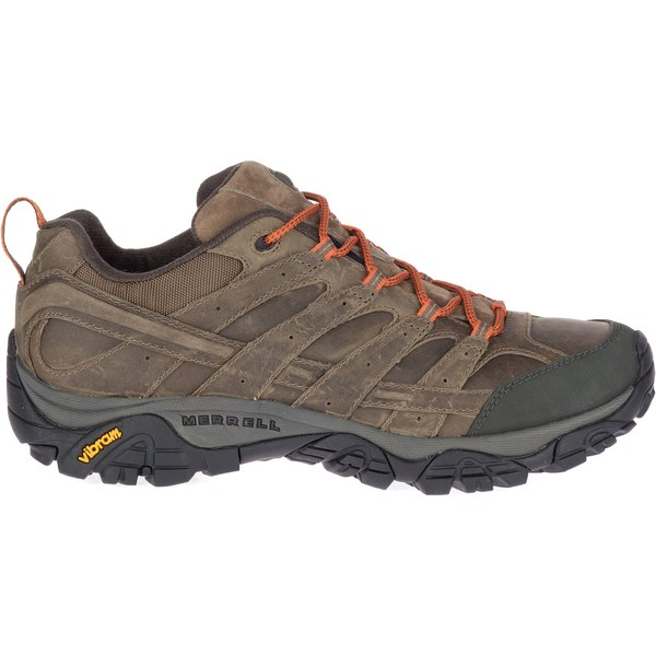 メレル メンズ ブーツ&レインブーツ シューズ Merrell Men's Moab 2 Prime Hiking Shoes Canteen