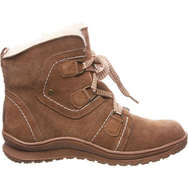 ベアパウ レディース ブーツ&レインブーツ シューズ BEARPAW Women's Justine Winter Boots Hickory
