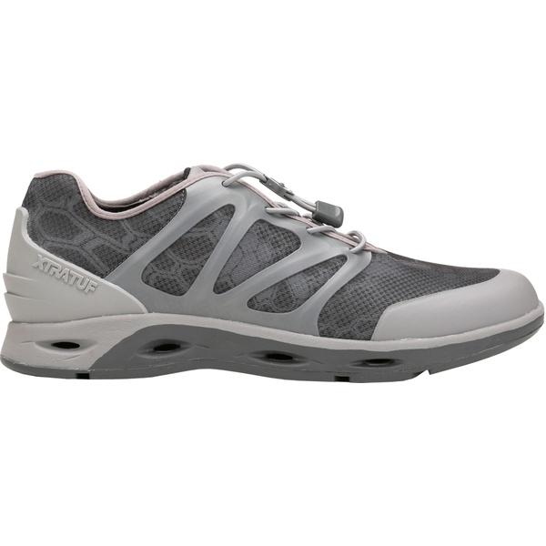 エクストラタフ メンズ スニーカー シューズ XTRATUF Men's Spindrift Boat Shoes Black