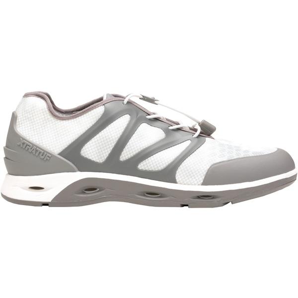 エクストラタフ メンズ スニーカー シューズ XTRATUF Men's Spindrift Boat Shoes White