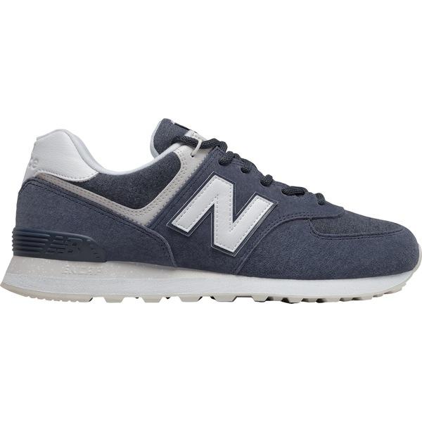 ニューバランス メンズ スニーカー シューズ New Balance Men's 574 Shoes NavyBlue