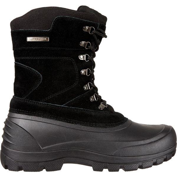 フィールドアンドストリーム メンズ ブーツ&レインブーツ シューズ Field & Stream Men's Pac 400g Winter Boots Black