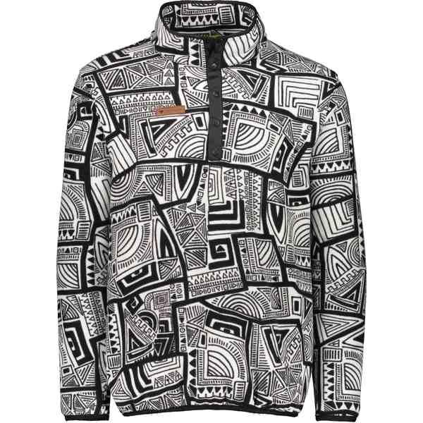 オバマイヤー メンズ ジャケット&ブルゾン アウター Obermeyer Men's Boulder Fleece Pullover FreshPrints