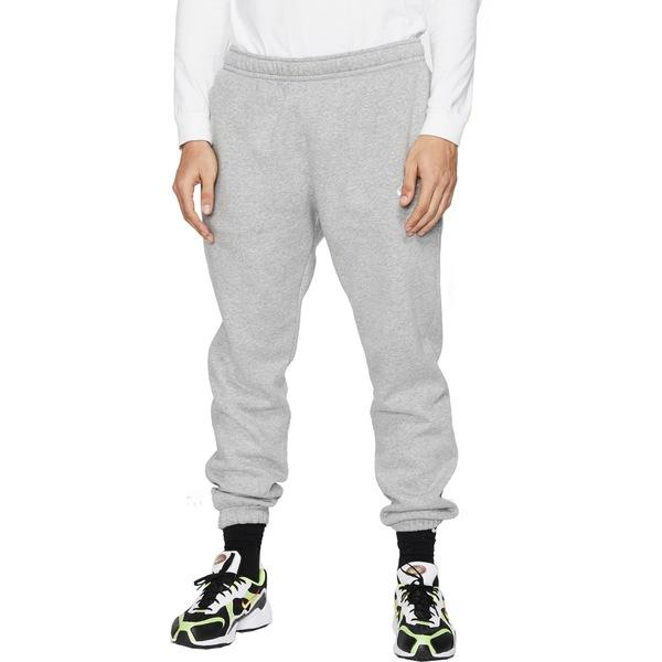 ナイキ メンズ カジュアルパンツ ボトムス Nike Men's Sportswear Club Fleece Pants DkGreyHeather