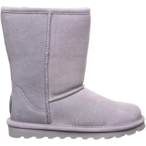 ベアパウ レディース ブーツ&レインブーツ シューズ BEARPAW Women's Elle Short Winter Boots Gray