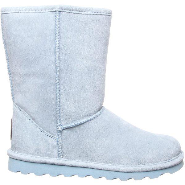 ベアパウ レディース ブーツ&レインブーツ シューズ BEARPAW Women's Elle Short Winter Boots PowderBlue