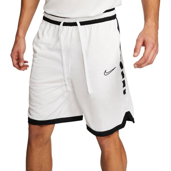 【最安値挑戦】 ナイキ メンズ カジュアルパンツ ボトムス Nike Men&39;s Dri-FIT Elite Basketball Shorts White/Black/Black, F-ROOM b1cc0357