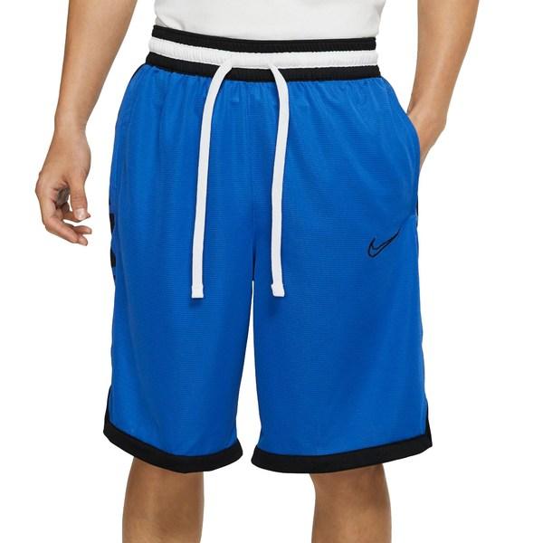 ナイキ メンズ カジュアルパンツ ボトムス Nike Men's Dri-FIT Elite Basketball Shorts GameRoyal/Black/Black