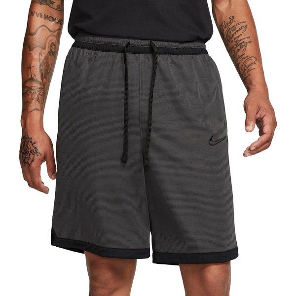 ナイキ メンズ カジュアルパンツ ボトムス Nike Men's Dri-FIT Elite Basketball Shorts DkSmokeGrey/Black