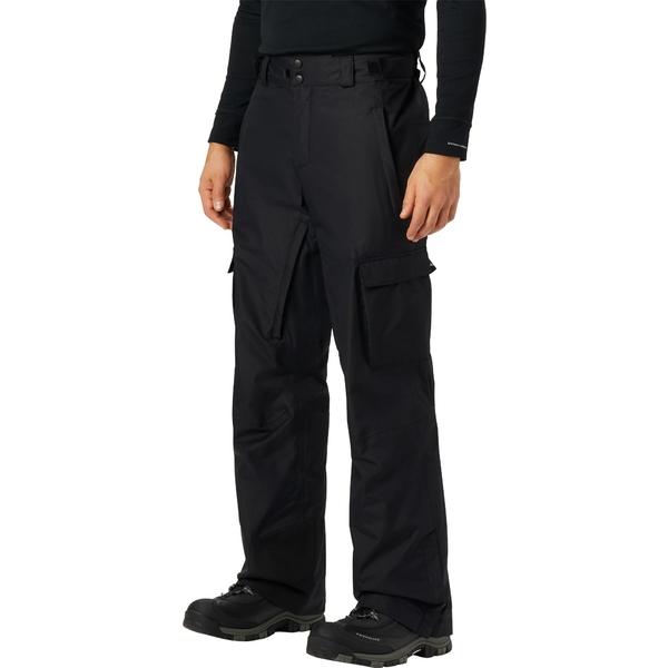 """コロンビア メンズ カジュアルパンツ ボトムス Columbia Men's Ridge 2 Run III Pants 29"""" Black"""