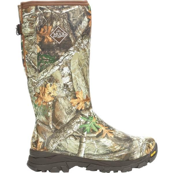 ムックブーツ メンズ ブーツ&レインブーツ シューズ Muck Boots Men's Arctic Ice XF Rubber Hunting Boots RealtreeEDGE
