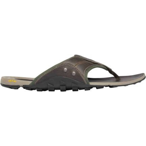 ダナー メンズ サンダル シューズ Danner Men's Lost Coast Sandals Gray/Green2