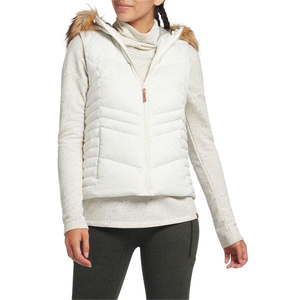 アルパインデザイン レディース ジャケット&ブルゾン アウター Alpine Design Women's Laurel Ridge Down Vest Marshmallow