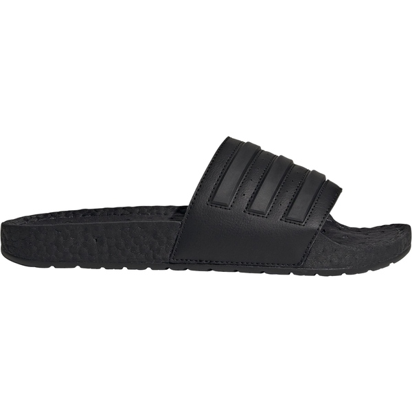 アディダス メンズ スニーカー シューズ adidas Men's Adilette Boost Slides Black/Black/Black