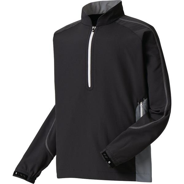 公式サイト フットジョイ メンズ Windshirt アウター ジャケット&ブルゾン アウター FootJoy Men's Sport Windshirt Black Black, 防犯カメラ専門店 ネクステージ:10b38fc9 --- coursedive.com
