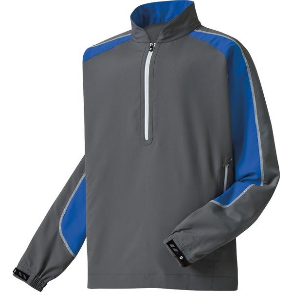 豪奢な フットジョイ メンズ メンズ Sport ジャケット&ブルゾン アウター フットジョイ FootJoy Men's Sport Windshirt Charcoal/Royal, ビジネスマン御用達のビズイズム:96f84413 --- coursedive.com