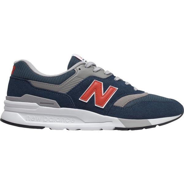 ニューバランス メンズ スニーカー シューズ New Balance Men's 997H Shoes Navy/Red