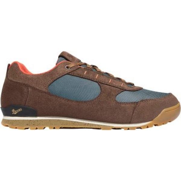 ダナー メンズ ブーツ&レインブーツ シューズ Danner Men's Jag Low Hiking Shoes DarkEarth