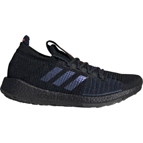 アディダス レディース ランニング スポーツ adidas Women's Pulseboost HD Goodbye Gravity Running Shoes Black/Blue