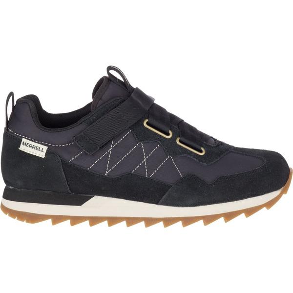 メレル レディース スニーカー シューズ Merrell Women's Alpine Sneaker Cross Casual Shoes Black