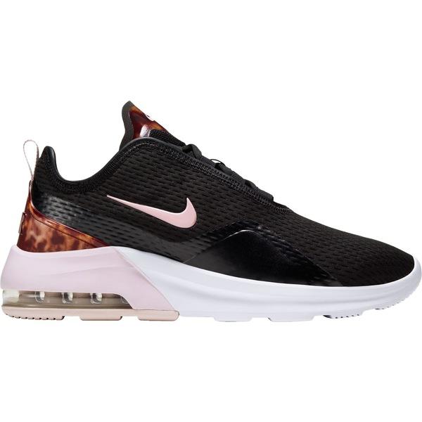 ナイキ レディース スニーカー シューズ Nike Women's Air Max Motion 2 Shoes Black/White/BarelyRose