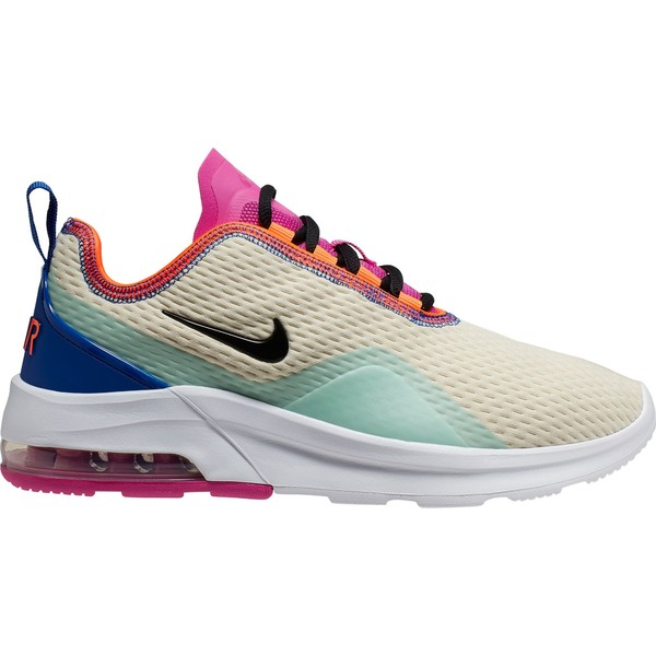ナイキ レディース スニーカー シューズ Nike Women's Air Max Motion 2 Shoes Fsil/HypBlu/Blk/PstFrst