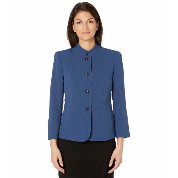 注文後の変更キャンセル返品 アンクライン レディース 未使用 アウター コート Spruce 全商品無料サイズ交換 Nehru Front Collar Button Jacket