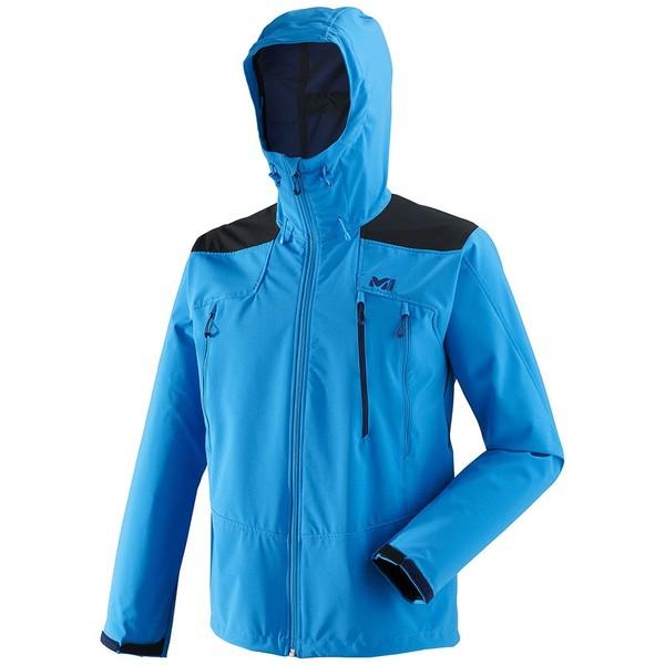 ミレー メンズ ジャケット&ブルゾン アウター Millet K Shield Hoodie loif00e8