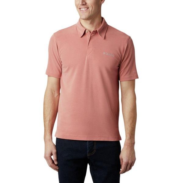 コロンビア メンズ ポロシャツ トップス Columbia Sun Ridge loif00e8