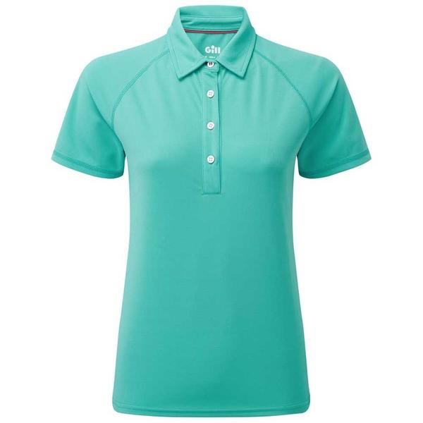 ギル レディース ポロシャツ トップス Gill UV Tec loif00e8